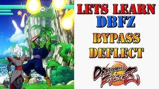Lets learn DBFZ! - Zamasu and Piccolo's way to punish reflect!