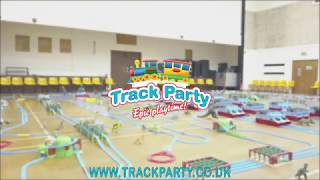 Скачать The Greatest Party On Earth Train Track Heaven
