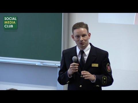 Social Media bei der Feuerwehr Frankfurt