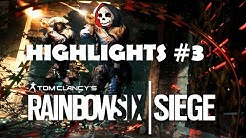 Explosions and Bullets - Rainbow 6 Siege Highlights Ep.3
