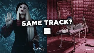"""Ava Max's """"So Am I"""" & """"Sweet but Psycho"""" sound the same?"""