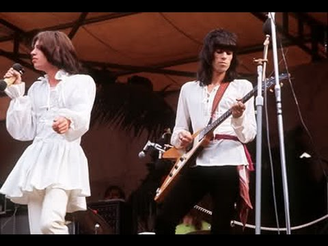 Rolling Stones - Stray Cat Blues (Hyde Park, 1969)
