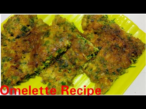 Omelette recipe by Kitchen with Rehana