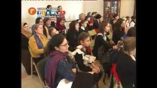 Конкурс юных чтецов ''За мирный Дагестан'' прошел в центральном городском библиотеке.
