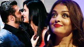 Salman Khan KISS Katrina Kaif Front Of Media, A...