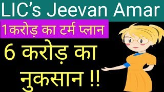 LIC Jeevan Amar Part 2 l Plan No. 855 l LIC जीवन अमर पालिसी l LIC Jeevan Amar Plan Details