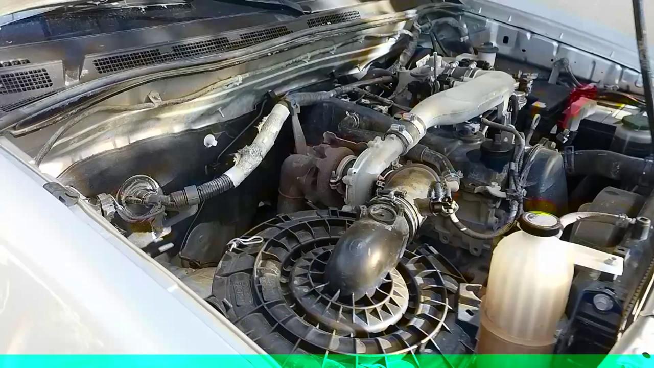 Toyota Hilux Motor 2 5 D4d 102ch