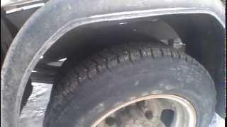 Взаимно заменяемые шины на ГАЗель