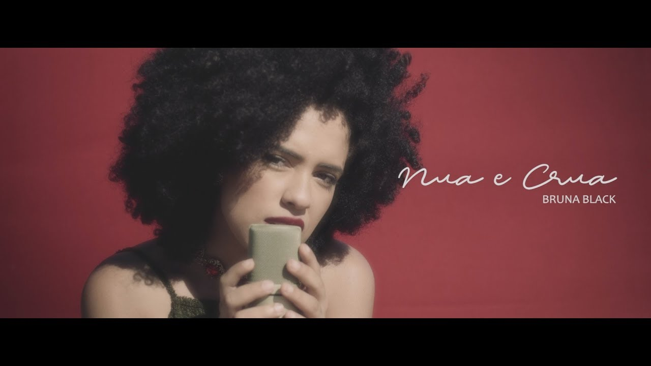 Amy Winehouse Nua bruna black - nua e crua (official music video)