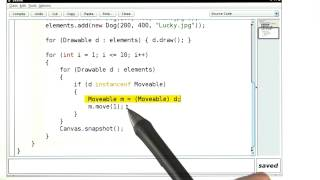 Instanceof Test and Cast - Intro to Java Programming