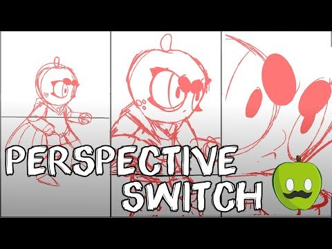 How to Switch Perspective in Your Animation