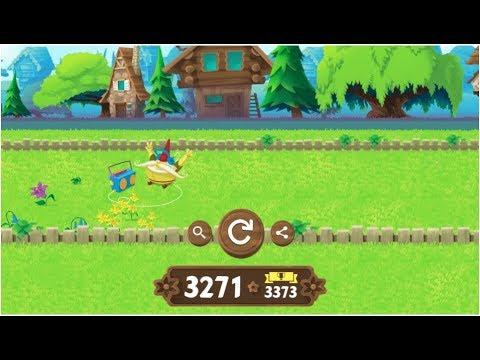 Google garden gnomes 3271 scores (Best score 3373)