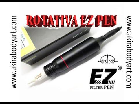 Pen ez buzzpls com for Ez tattoo pen review