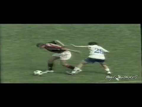 Rivaldo ● AC Milan ● Goals and Skills