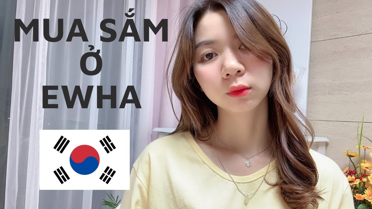 #HànQuốc VLOG #67 Đi mua sắm quần áo mùa xuân giá rẻ tại Ewha | Cuộc sống Hàn Quốc 🌸Jandi Dao🌸