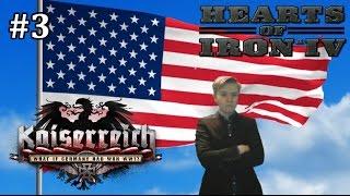 HoI4 - Kaiserreich - United States of Democracy - Part 3