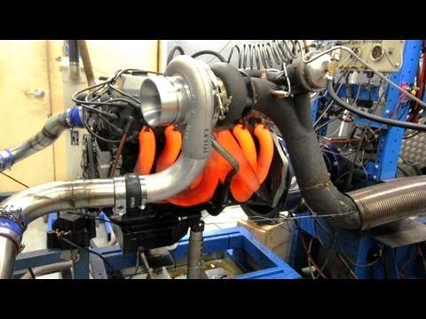 50psi boost 1200+hp Nissan RB30 - Ethanol E98