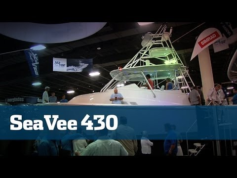 SeaVee Boats 430 Fish Around - Florida Sport Fishing TV