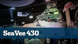SeaVee Boats 430 Fish Around - Florida Sport Fishing TV