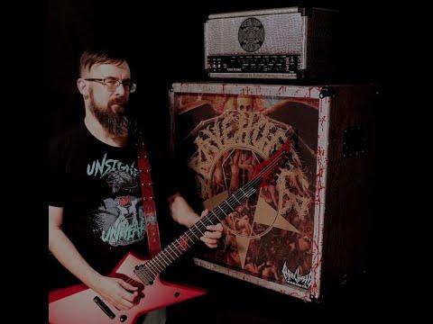 DJ Metal Craig interviews Gravehuffer for Cranium Radio 4-26-21