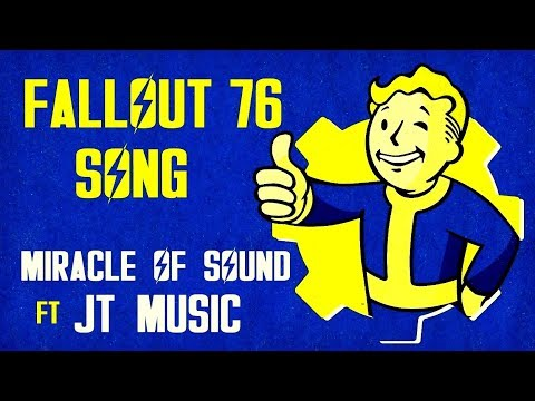 FALLOUT 76 SONG - Starting Over | Miracle Of Sound feat. JT Music