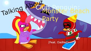 talking about club penguin monster beach party feat dadted
