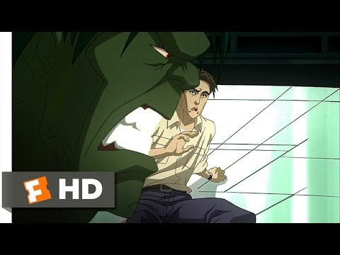 Hulk Vs. (2009) - Banner Meets the Hulk Scene (1/5) | Movieclips