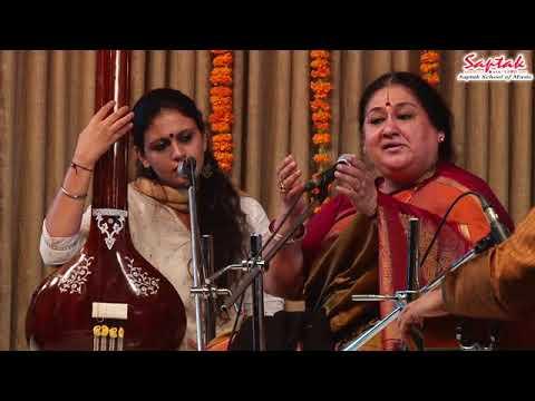 Vidushi Shubha Mudgal - Vocal(Saptak Annual Festival 2018)