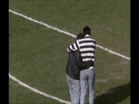 Peter Jones - final report from Hillsborough disaster for BBC's Sport On Two, April 15th 1989
