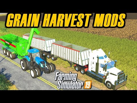 Farming Simulator 19 Mods Wheat Harvest Last Episode