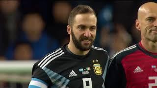 Argentina vs Italy -  Friendly match (23.03.2018)