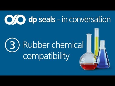 DP Seals 'In Conversation' Video 3 Rubber Chemical Compatibility