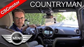 MINI Countryman - 2017 | Prueba en carretera