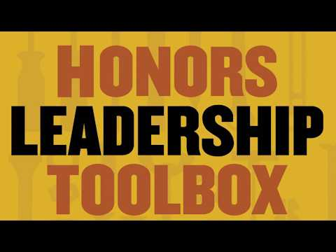 Leadership Toolbox It Starts With the Self