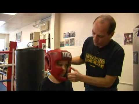 Youth Boxing Gear: Headgear