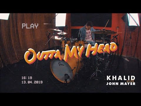 Ricardo Viana - Khalid & John Mayer - Outta My Head (Drum Cover)