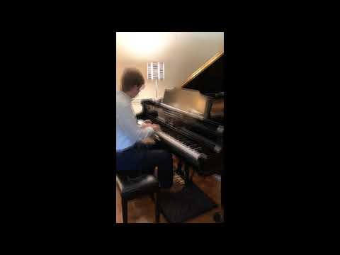 Hudson Montessori School Grand Piano