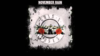 Guns N' Roses   November Rain HQ Lyrics