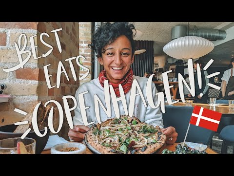 What To Eat In Copenhagen! Copenhagen Travel Guide