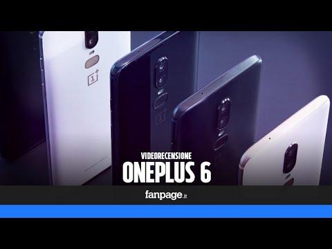 """OnePlus 6, la recensione dell'erede """"spirituale"""" dei Nexus: bello, veloce ed economico"""
