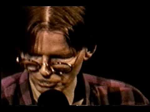 Jim Carroll Live @ Mass Art 5/9/98 8/10