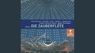 Die Zauberflöte, ERSTER AUFZUG, Nr.8 Finale: Die Weisheitslehre dieser Knaben ... (Tamino/Zwei...