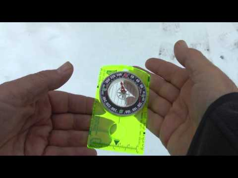 The Compass: True North Vs Magnetic North