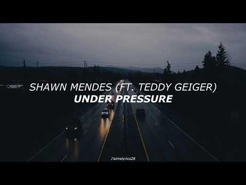 Under Pressure (Traducción Al Español) - Shawn Mendes Ft. Teddy