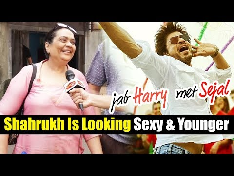 Senior Citizen Reviews Jab Harry Met Sejal - Shahrukh Khan, Anushka Sharma