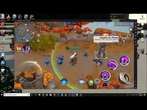 How To Download & Play Onmyoji Arena on PC (Keyboard Mouse Mapping) without Bluestacks