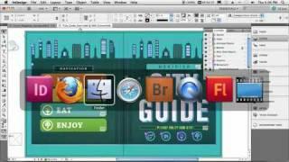 Adobe InDesign CS5 - 5 лучших функций
