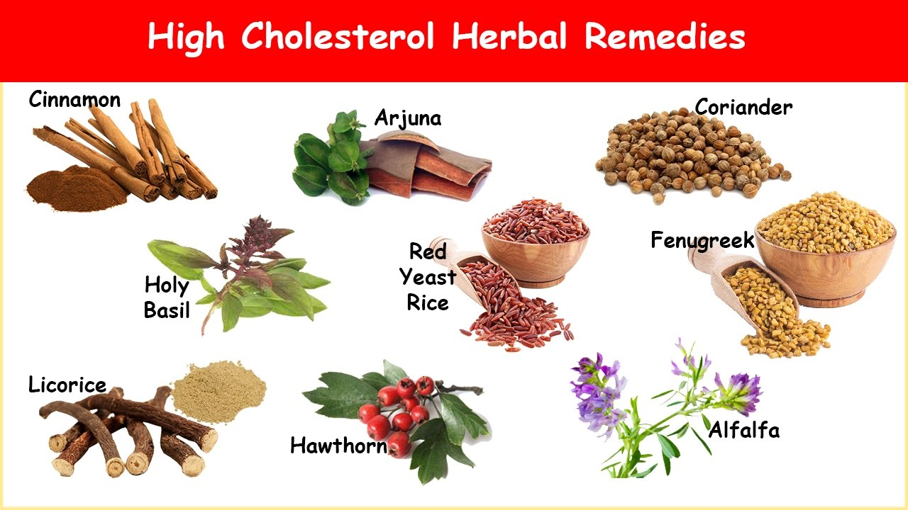 Natural Remedies For High Ldl Cholesterol