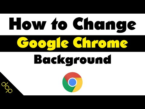 how-to-change-google-chrome-background-tutorial