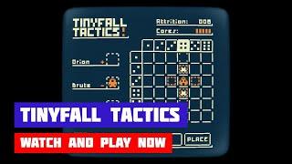 Tinyfall Tactics · Game · Gameplay